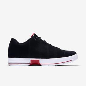the best attitude d1b45 422c2 Zapatillas Nike Air Jordan Te 2 Low Flight Negro Original