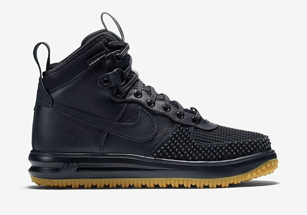 pas mal 3baed 27668 Zapatillas Nike Air Lunar Force 1 Duckboot Negro