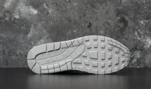 zapatillas nike air max 1 essential gunsmoke grey originales