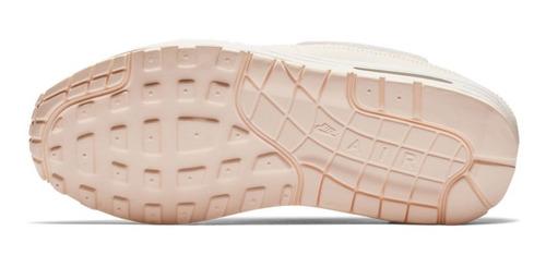 zapatillas nike air max 1 jelly pack crema mujer