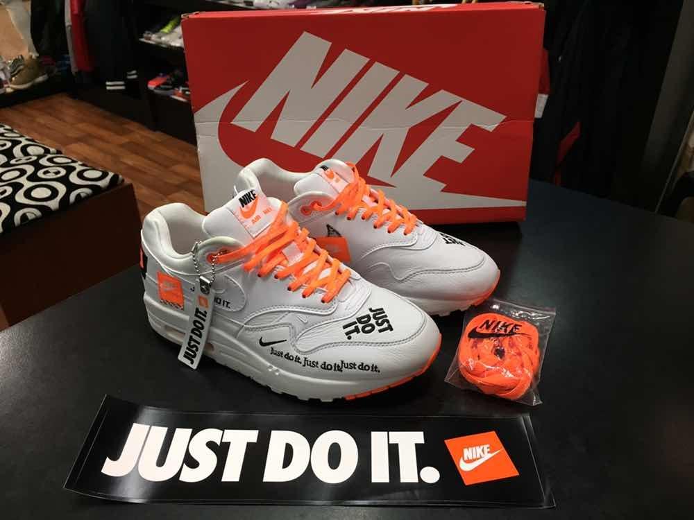 fe07214dad22d zapatillas nike air max 1 just do it edición especial. Cargando zoom.