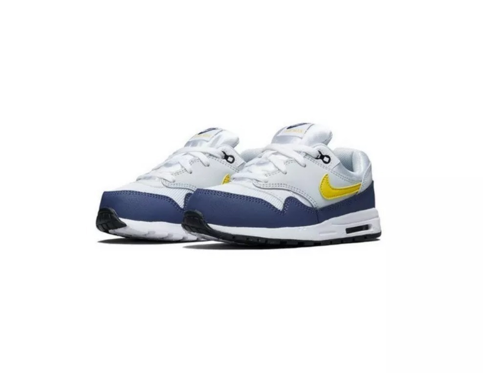 online store 2aafc c4315 zapatillas nike air max 1 niño originales exclusiva kids. Cargando zoom.