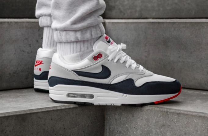 best service 27410 9568f zapatillas nike air max 1 og obsidian anniversary
