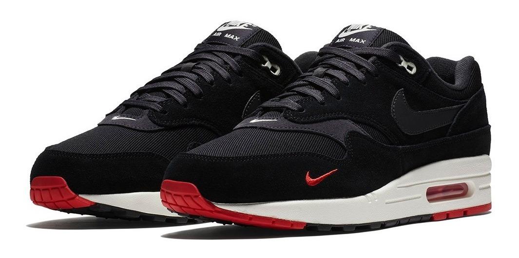 Nike 1 Max Air Zapatillas Premiumblackanthracitered FJ1Klc