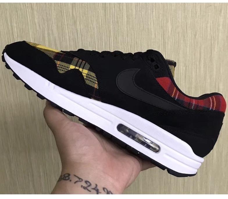 d6a7395105a Zapatillas Nike Air Max 1 Premium Cuadros Unisex - S  360