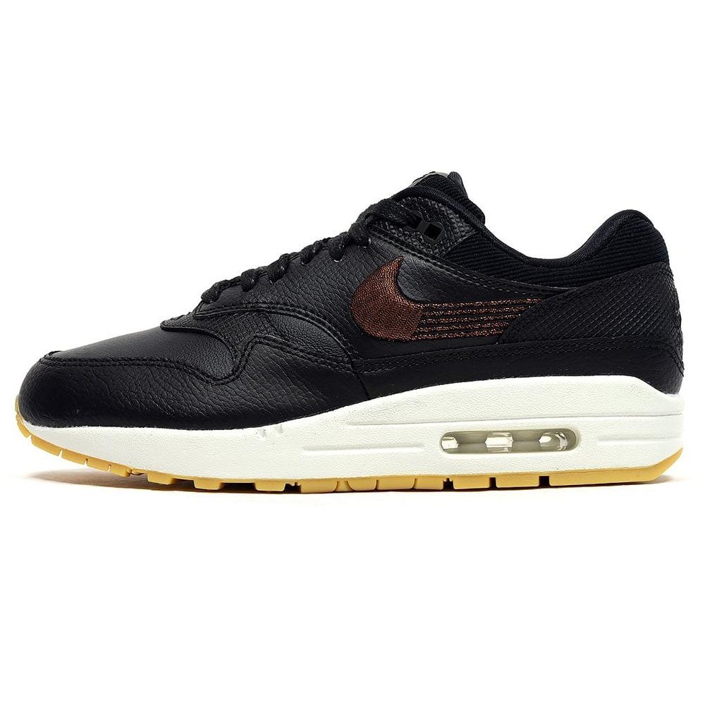 sports shoes 9f1b8 27396 zapatillas nike air max 1 premium mujer. Cargando zoom.
