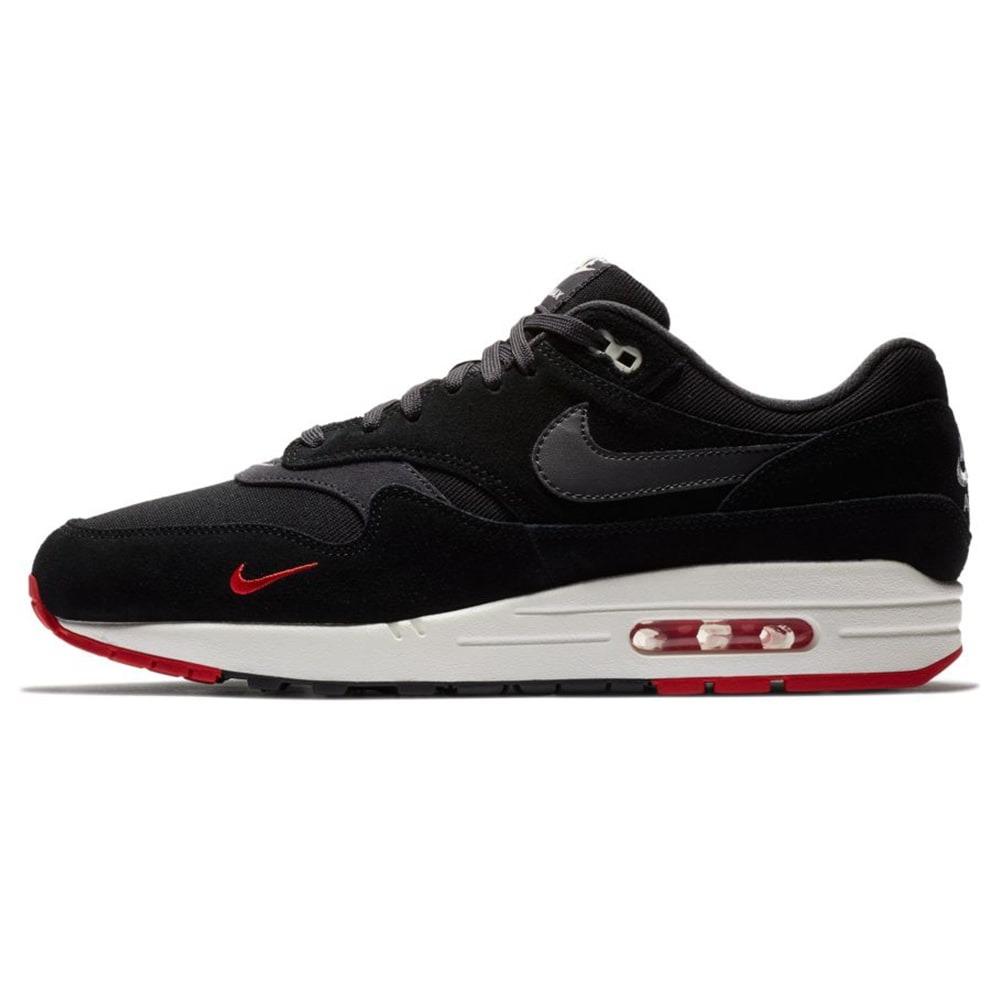 bf436f946e8 zapatillas nike air max 1 premium negro hombre. Cargando zoom.