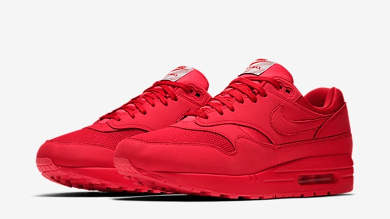 759ae94337 ... sweden zapatillas nike air max 1 premium red rojo nuevo 2018. cargando  zoom. 04ebd