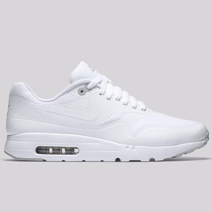 e27aaa58dc197 Zapatillas Nike Air Max 1 Ultra Essential Blanco 2017 - S  370