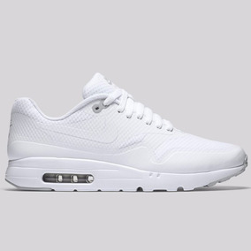 Zapatillas Nike Air Max 1 Ultra Essential Blanco 2017
