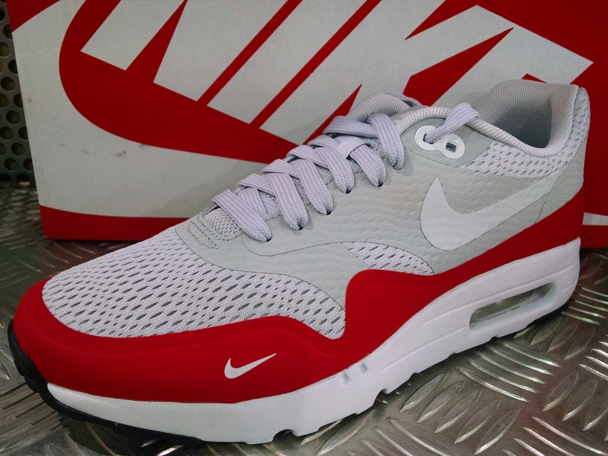 Zapatillas Nike Air Max 1 Ultra Essential Hombres 819476 006