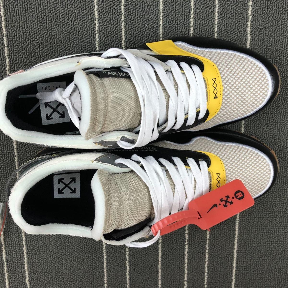 Zapatillas Nike Air Max 1 X Off white :40 45 Exclusive Line