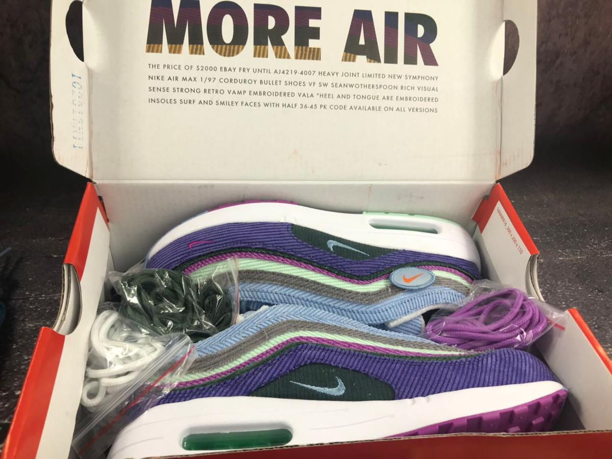 Zapatillas Nike Air Max 197 Vf Sw Seanwotherspoon S 499