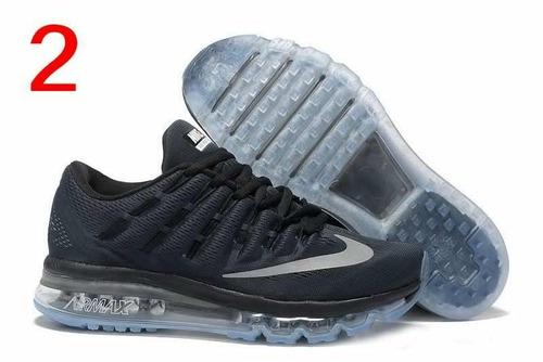 zapatillas nike air max 2016 hombre
