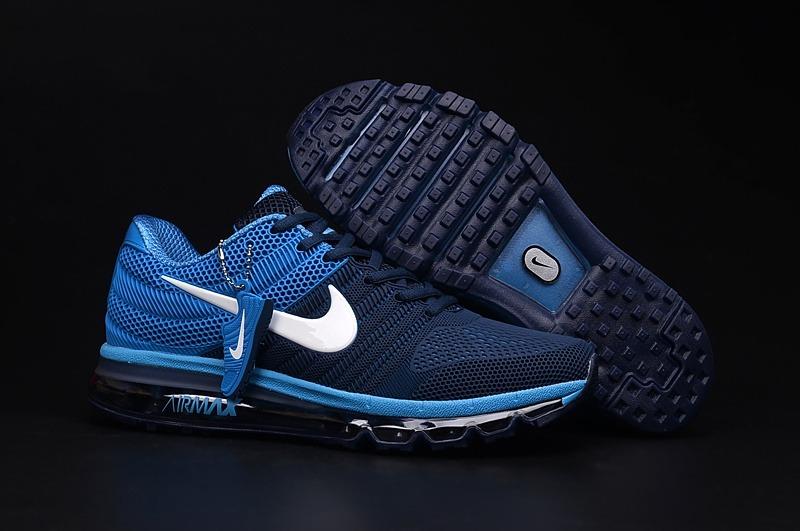 Nike Air Max 2017 celeste