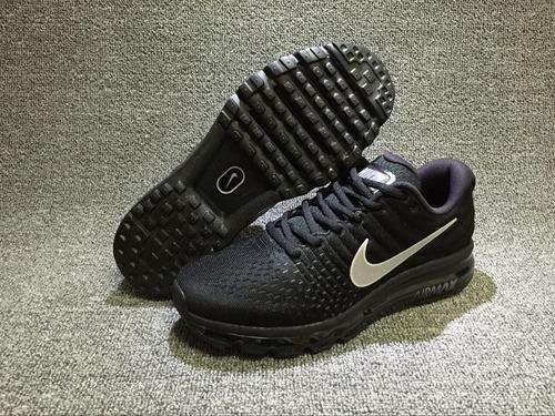 zapatillas nike air max 2017 jordan talla us. 8.5 - negro