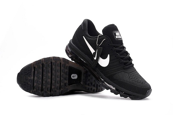 zapatillas nike air max 2017 negras