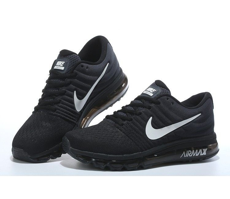 timeless design 6f0d1 11e08 zapatillas n.i.k.e. air max 2017 negra