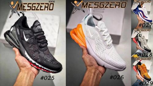 zapatillas nike air max 270