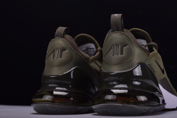 Zapatillas Nike Air Max 270 Color Verde Oscuro