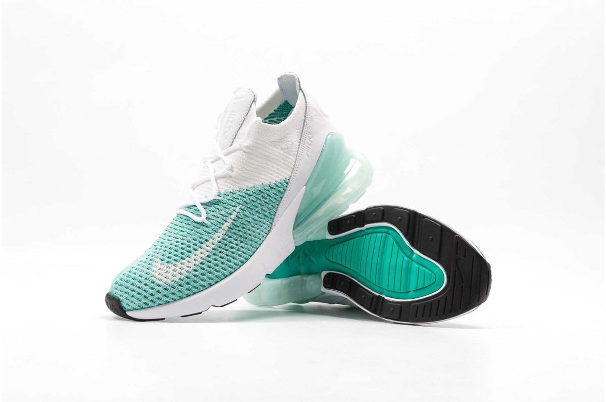 sale retailer 69006 a2dee Zapatillas Nike Air Max 270 Flyknit Mujer (ah6803-301)