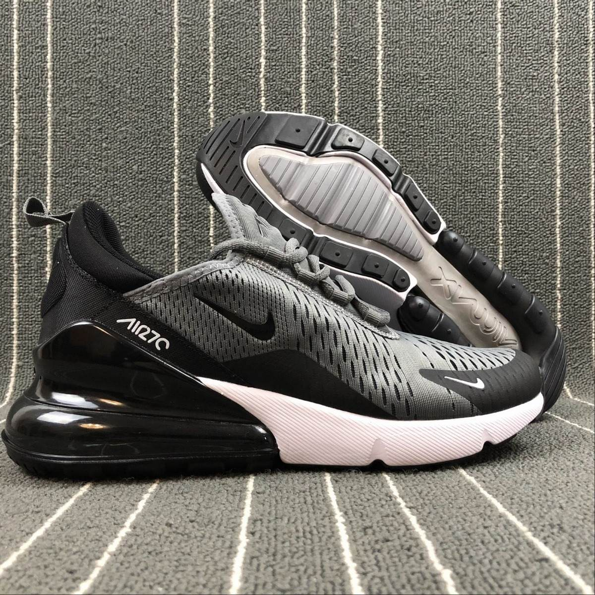 f43f8008f286b zapatillas nike air max 270 m.grey-back 40-45 exclusive line. Cargando zoom.