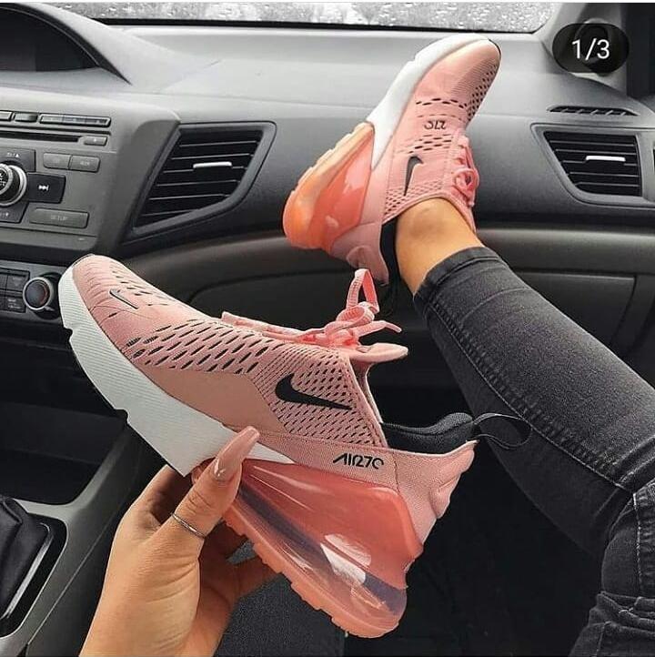 Zapatillas Nike Air Max 270 Moda 2019