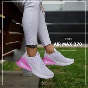 zapatilla mujer nike air max 270