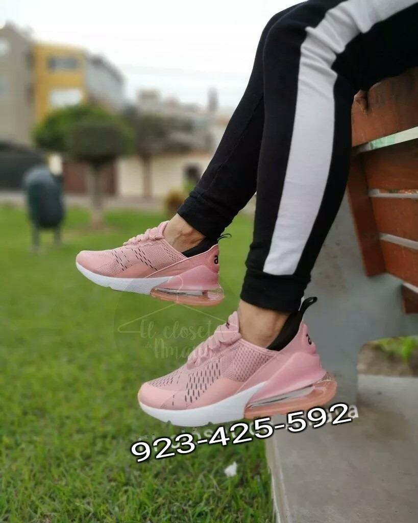 nike air mujer zapatillas casual