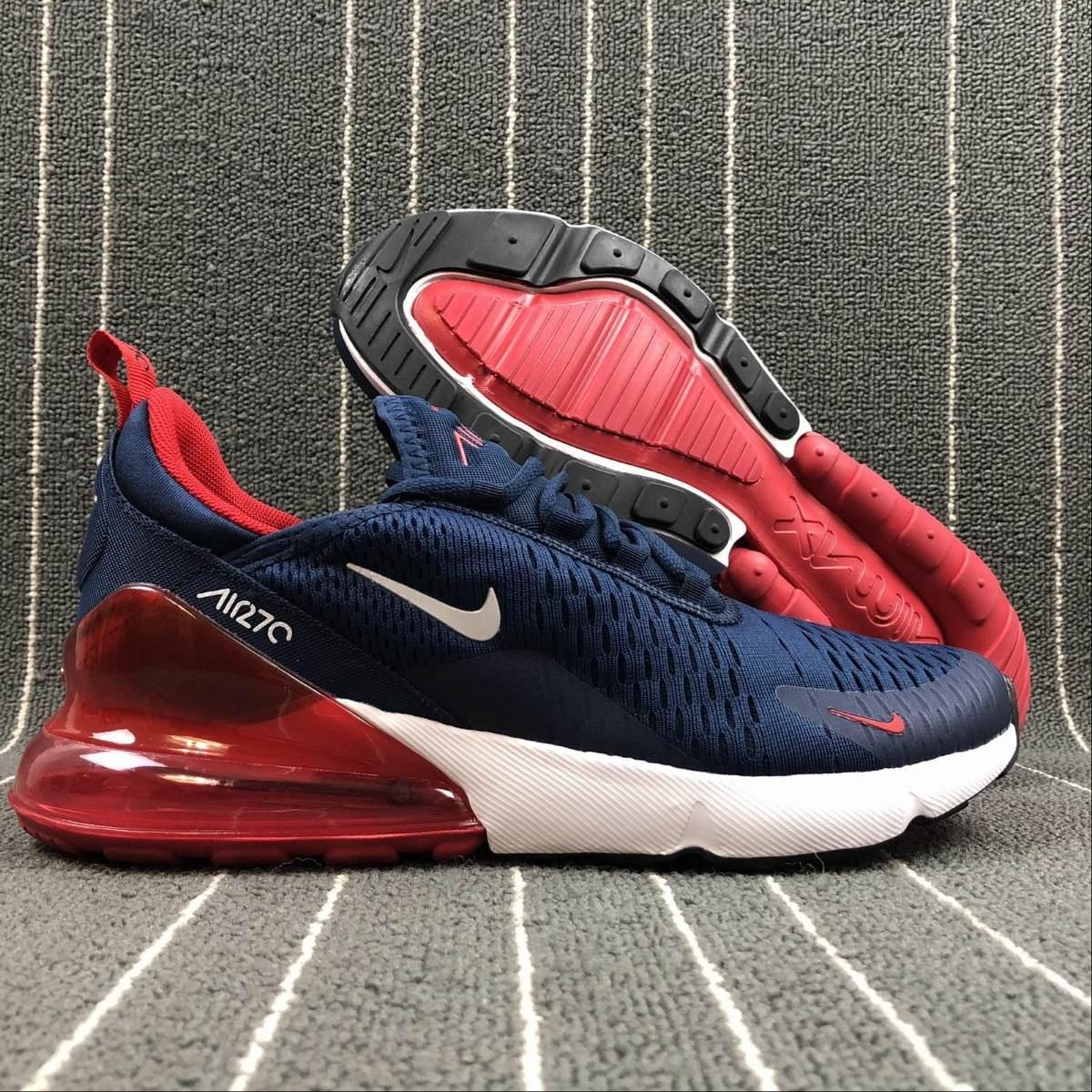 Zapatillas Nike Air Max 270 Navy red 36 39 Exclusive Line
