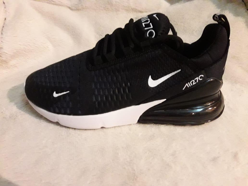 7dc2a3b791056 zapatillas nike air max 270 negra   hombre. Cargando zoom.