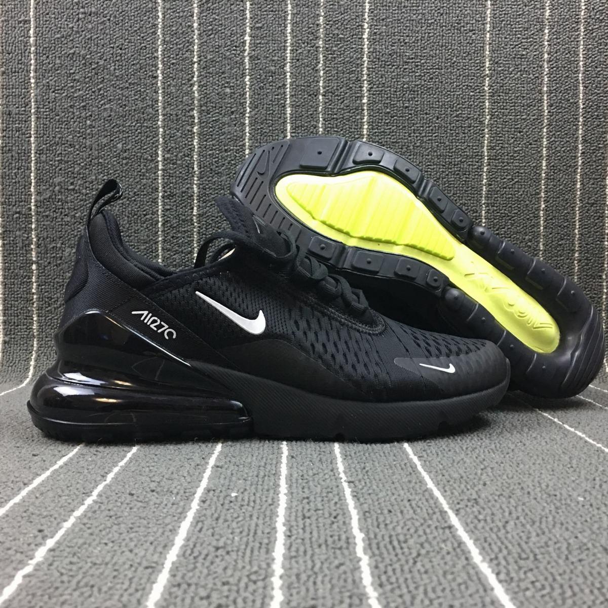 Zapatillas Nike Air Max 270 Negro  Blanco 40 45  00 en