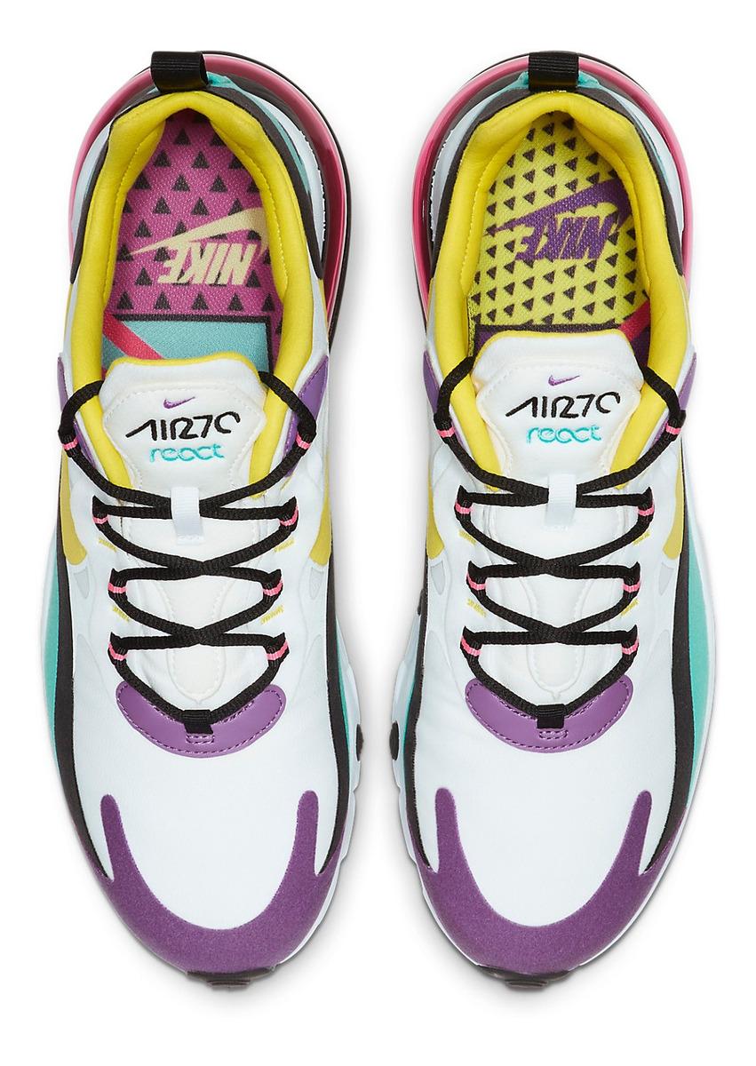 zapatillas air max 270 react