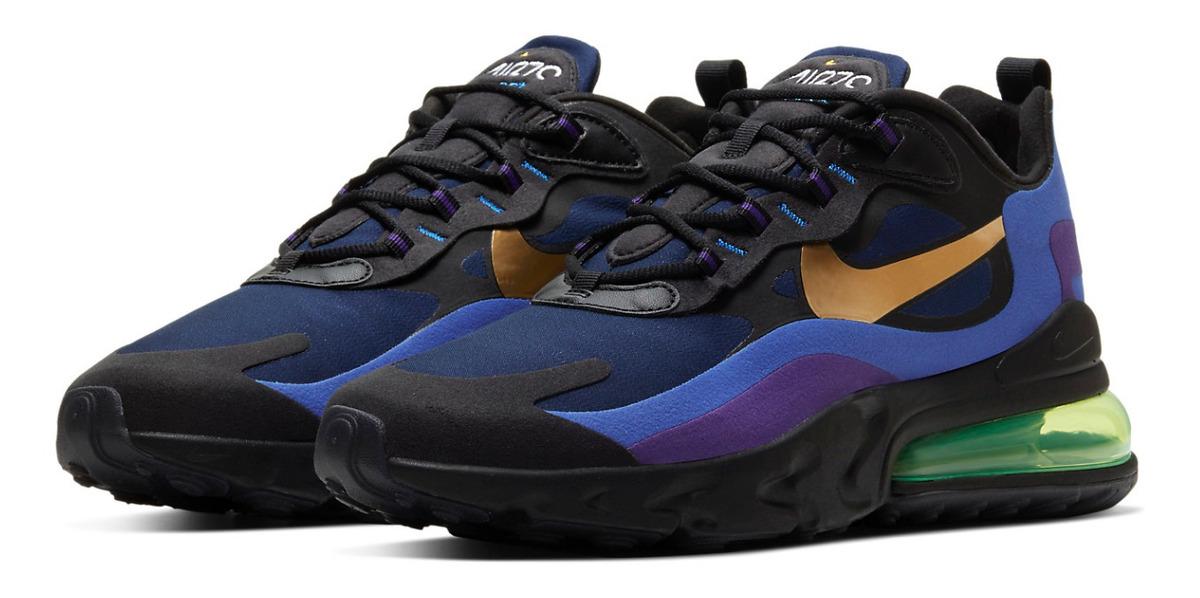 zapatos nike air max 270 react hombre