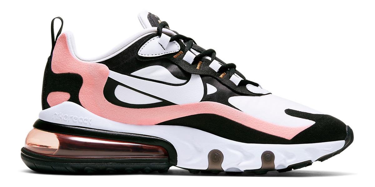 Nike Air Max 270 React en 2019 | Zapatillas mujer