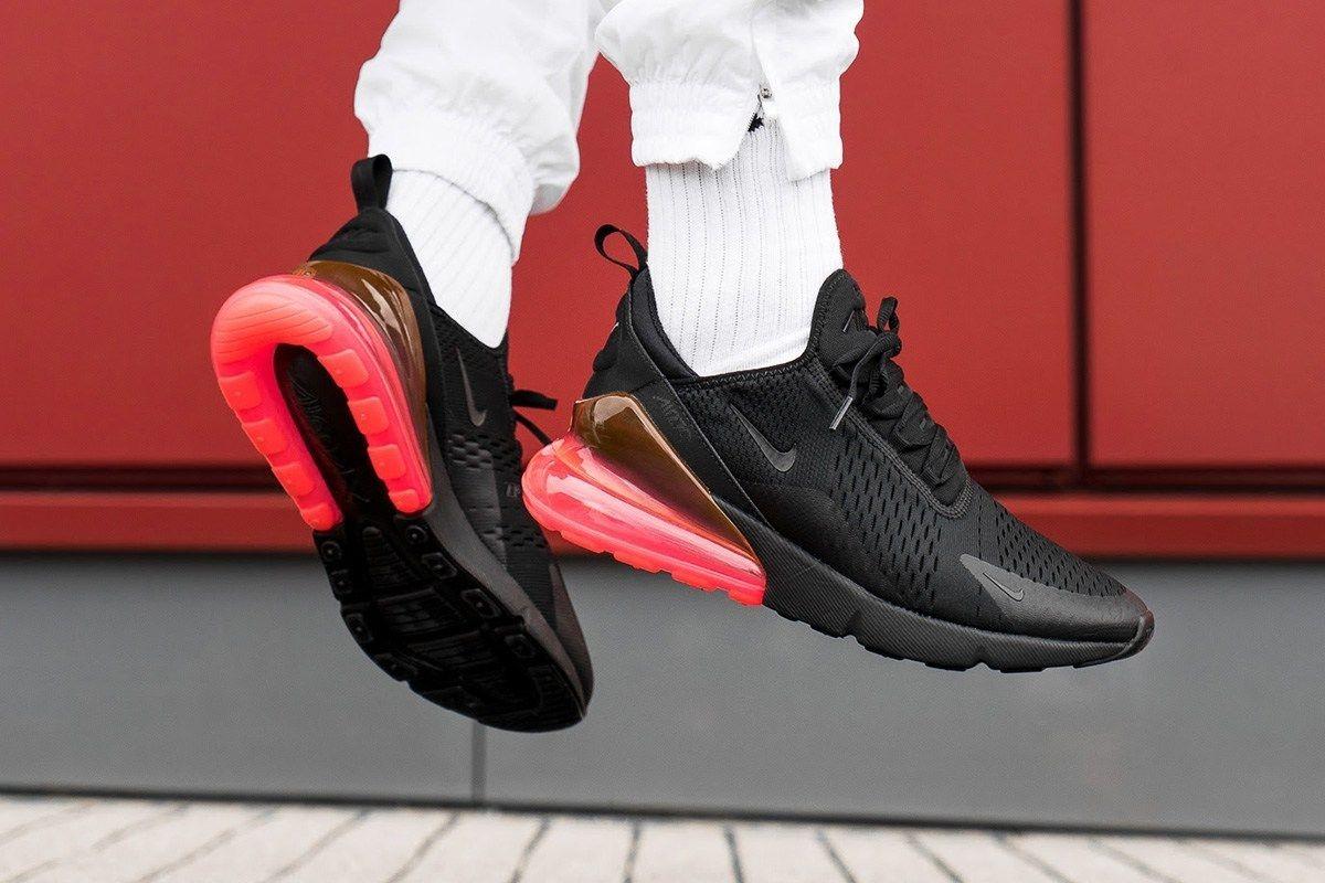 2a046e25 zapatillas nike air max 270 rojo negro nuevo original 2018. Cargando zoom.