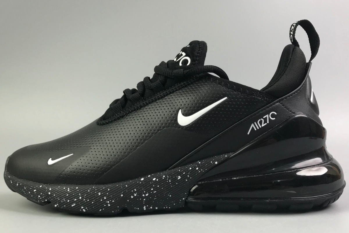 competitive price 92eb4 25d7c zapatillas nike air max 270 triple black nuevo modelo. Cargando zoom.