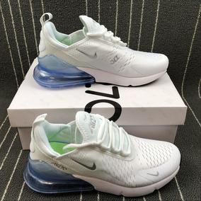 Zapatillas Nike Air Max 270 White silver36 39 Exclusive Line