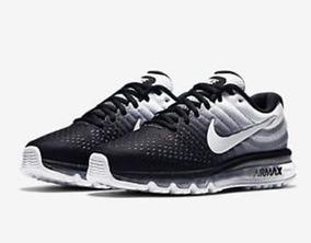 Zapatillas Nike Air Max 360 Blanca Negra Mujer , Tenis Origi