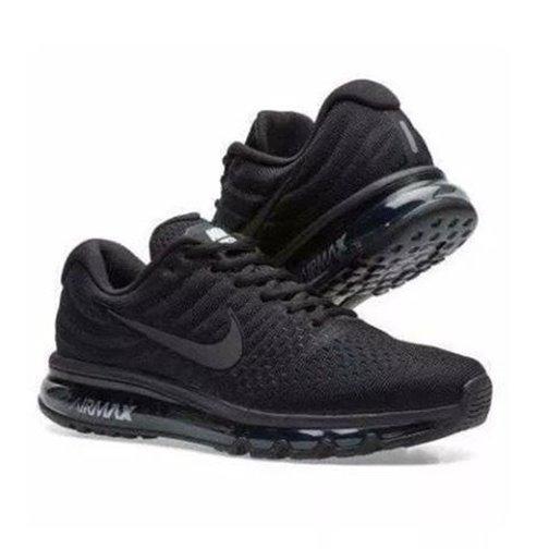 Zapatillas Nike Air Max 360 Negra Hombre Tenis Original