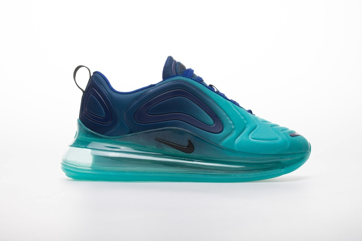 Zapatillas azules air max 720 de Nike