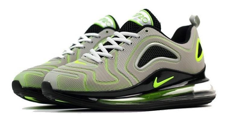 Zapatillas Nike Air Max 720 Beige Y Verde 36 40