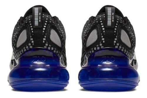 zapatillas nike air max 720 black pixel
