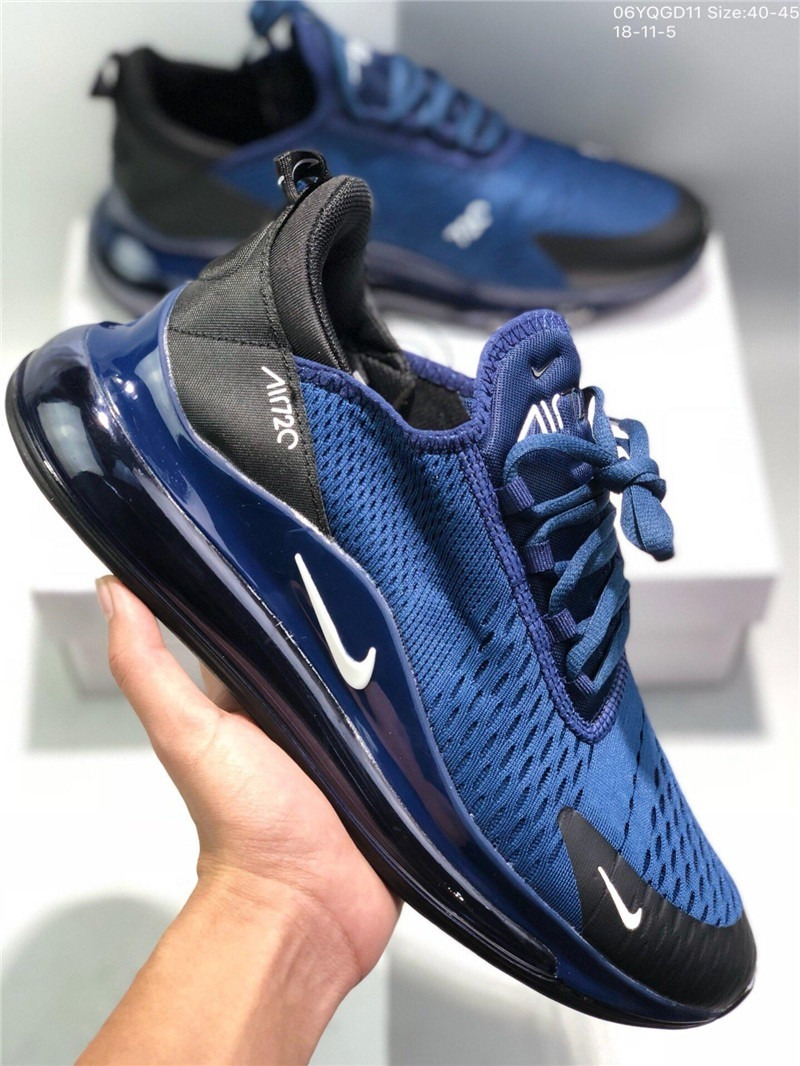 1b955a96 Zapatillas Nike Air Max 720 Blue Size: 40-45. - S/ 370,00 en Mercado ...