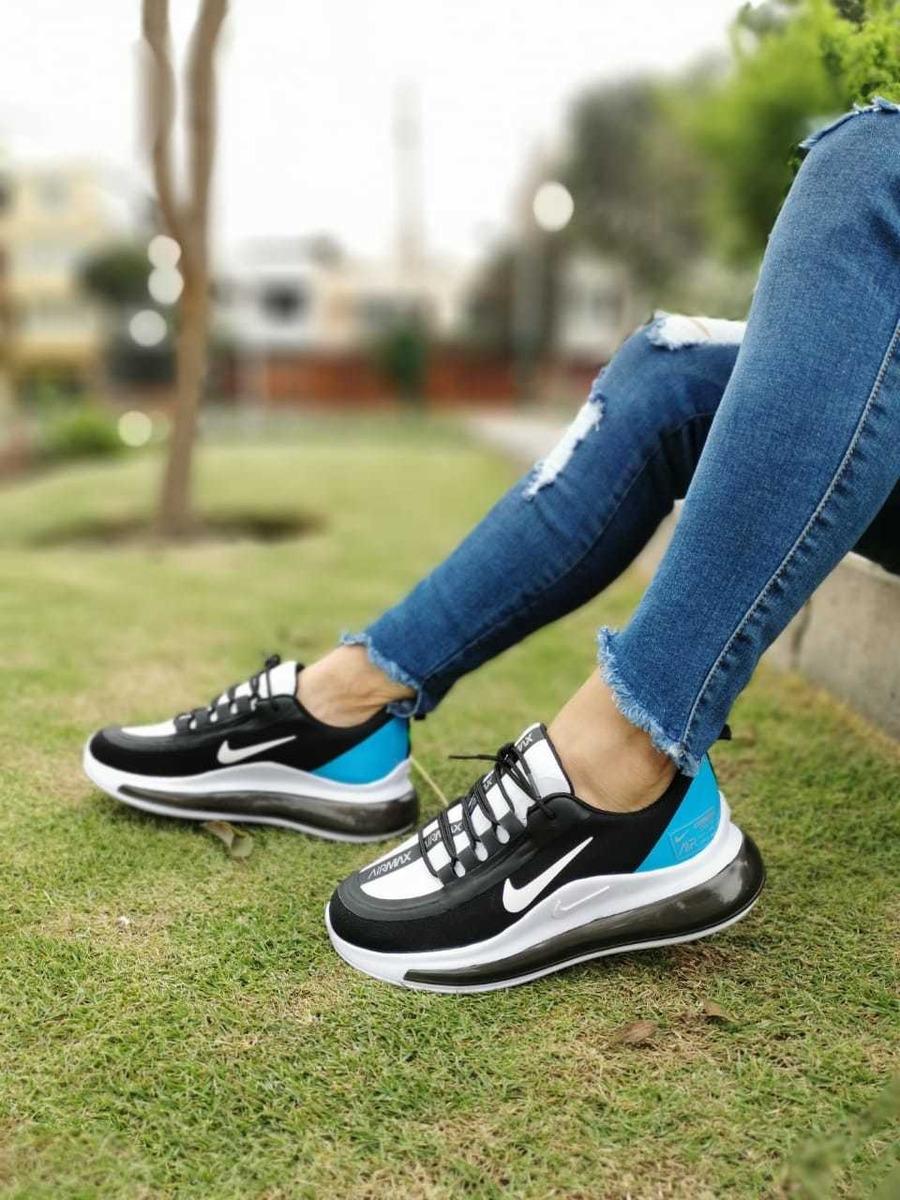 Zapatillas Nike Air Max 720 De Mujer
