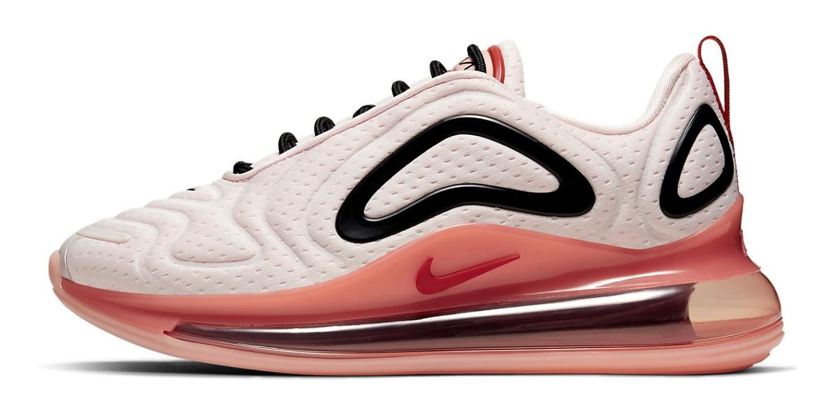 Zapatillas Nike Air Max 720 Mujer Basketball 100% Originales