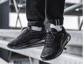 zapatillas nike 720 negras