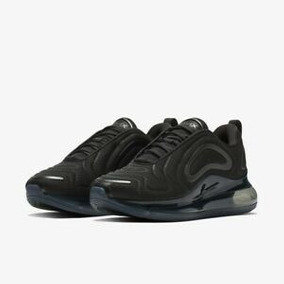 Zapatillas Nike Air Max 720 Triple Black Dama