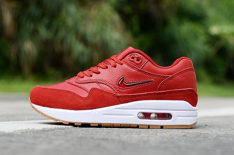 Zapatillas Nike Air Max 87 Color Rojo 36 45