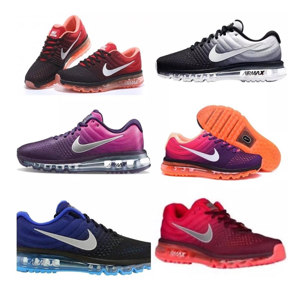 zapatillas nike mujer running 2017
